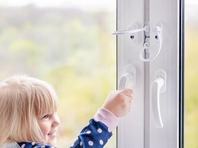 Детские замки безопасности