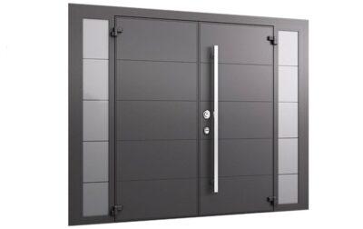 Двери из алюминия Алютех
