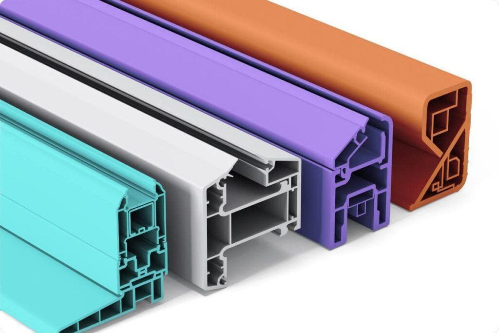 Покраска в цвет RAL изделий из алюминия