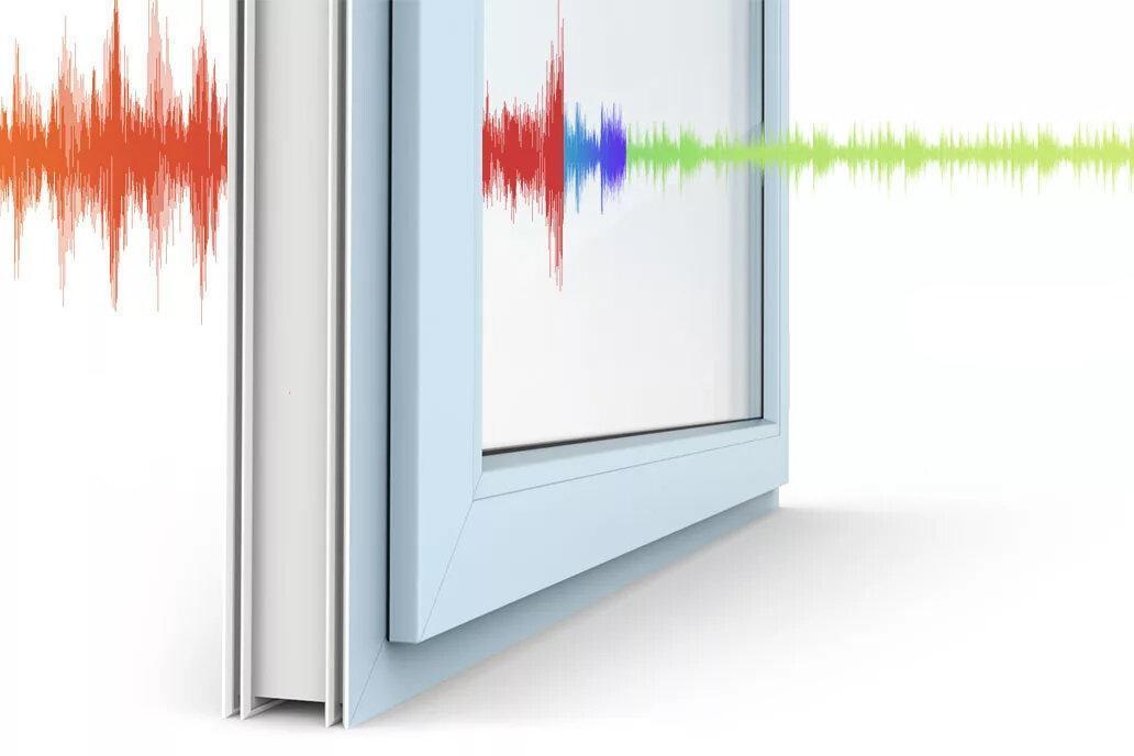Окна пвх как защита от внешних звуков
